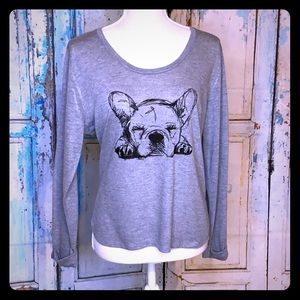 Xhilaration Sweaters - Frenchie Sweater by Xhilaration